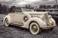 1936 Packard 120 Convertible Coupe