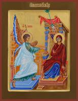 The Annunciation to Mary
