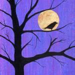 """""""Raven II"""" by LimeCreekArt"""