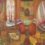 """Shabbat---Mosaic"" by MuchnikArts"
