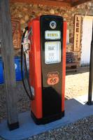 Route 66 - Vintage Gas Pump