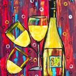 """Vino Bianco"" by MaggieBernet"