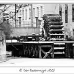 """Prague watermill"" by Dandesborough"