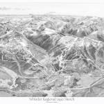 """Whistler Regional"" by jamesniehuesmaps"
