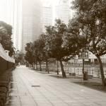 """City Street Singapore, Singapore River"" by sghomedeco"