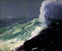 Churn and Break 1913, George Wesley Bellows (1882