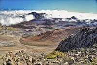 A View Of Haleakalā
