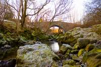 Trassey Bridge, Mourne Mountains