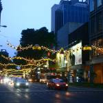 """""""Christmas at Orchard Road , Street photography"""" by sghomedeco"""