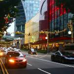 """Christmas at Orchard Road , Street photography"" by sghomedeco"