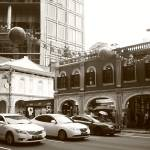 """Busy Orchard Road , Street photography"" by sghomedeco"