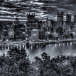 """Pittsburgh Desaturated"" by Shadrags"