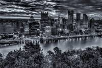Pittsburgh Desaturated