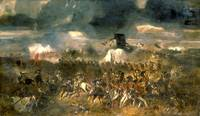 Clément-Auguste Andrieux's 1852 The Battle of Wate