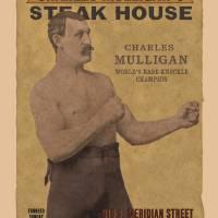Charles Mulligan's Steak House Art Prints & Posters by Dave Delisle