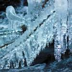 """Icy Vibrant Blue 2014"" by KsWorldArt"