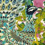 """""""Blue Peacock"""" by cozamia"""