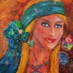 """""""Free Spirit"""" by artbyclaire"""