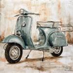 """""""1959 Douglas Vespa"""" by JoeyAgbayani"""