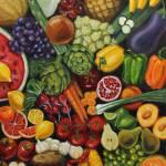 """Fruits and Veggies"" by LindaSMarino"