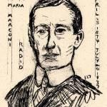 """Guglielmo Marconi"" by Dennis_Collins"