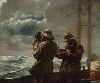 Winslow Homer's Eight Bells 1886