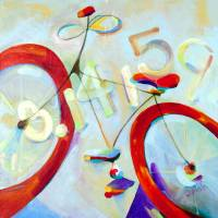 C:\fakepath\Bicycle Art Prints & Posters by Christine Brinson