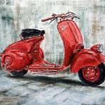 """""""1947 Vespa 98 Scooter"""" by JoeyAgbayani"""
