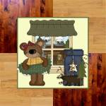 """CABIN BEARS"" by marymase"
