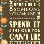 """DONT SPEND YOUR LIFE"" by marymase"