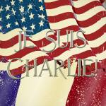 """Je Suis Charlie"" by WrightFineArt"