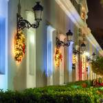 """Old San Juan Holiday Impression I"" by George_Oze"