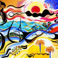 Puerto Rico Art Prints & Posters by Galina Victoria