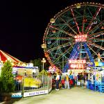 """AMUSEMENTS  AT CONEY ISLAND 2"" by KENDALLEUTEMEY"