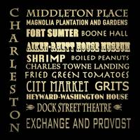 Charleston South Carolina Famous Landmarks