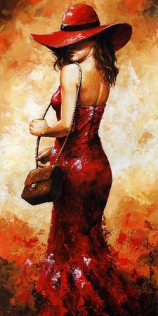 Lady in Red 30