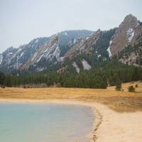 """Boulder Colorado Flatirons Oceanfront Property"" by James ""BO"" Insogna"