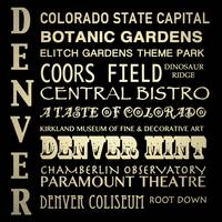 Denver Colorado Famous Landmarks