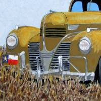 The Texan Art Prints & Posters by Steve St-Amour