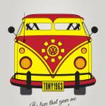 """MY SUPERHERO-VW-T1-IRON MAN"" by Chungkong"