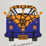 """MY SUPERHERO-VW-T1-The Thing"" by Chungkong"