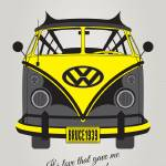 """MY SUPERHERO-VW-T1-batman"" by Chungkong"