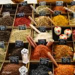 """Antibes - Market - Salts and Peppers"" by awsheffield"
