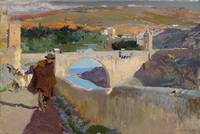 Joaquín Sorolla SPANISH 1863 - 1923 The Villager 1