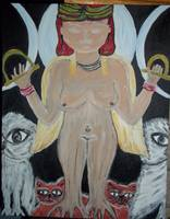 Visions of the Sumerian Goddess, Lilith