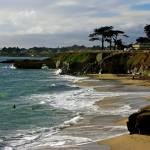"""Santa Cruz Beach"" by Groecar"