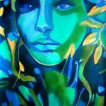 """""""""""Lady blue"""""""" by helenkawierzbicki"""