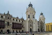 Cathedral of Lima Peru