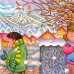 """""""Town snowy"""" by t-koni"""