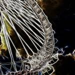 """Riff On the London Eye"" by PaulCoco"